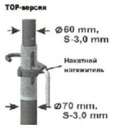 Стойка телескопическая ТОР-4,2